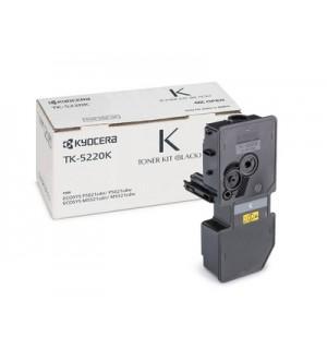 TK-5220K Тонер-картридж Kyocera черный для P5021cdn/cdw, M5521cdn/cdw (1200 стр.) [1T02R90NL1]