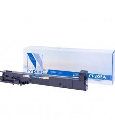 CF302A Картридж NV Print желтый, совместимый (32000стр.)