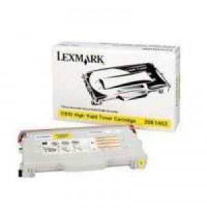 20K1402 Lexmark тонер картридж желтый для C510/C510n/C510dtn (6600 стр.) (увеличенный ресурс)