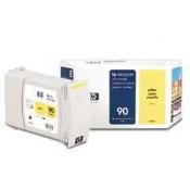 C5065A HP 90 Картридж желтый (Yellow) дл...