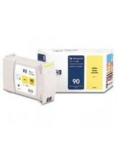 C5065A HP 90 Картридж желтый (Yellow) для HP Designjet 4000/4020/4500/4520, (400 ml)