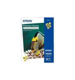S041624 Бумага Epson Premium Glossy Photo Paper, A4, 255г/ м2, (50 л.)