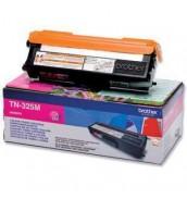 TN-325M Тонер картридж Brother пурпурный для HL-4140/ 4150CDN/ 4570/ DCP-9055/ 9270/ MFC-9460/ 9465CDN/ 9970 (3500 стр.)