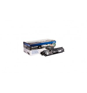 TN-326BK Тонер картридж Brother черный для HL-L8250CDN, MFC-L8650 (4000 стр.)