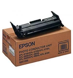 S051055 Фотокондуктор для Epson EPL 5700/ 5800L/ 5900/ 5900L/ 6100 (20000стр.)