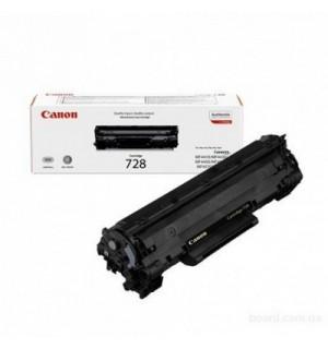 Картридж Canon 728 [3500B010] Картридж для i-SENSYS MF4410/ 4430/ 4450/ 4550/ 4570/ 4580/ 4700 / 4870/ 4890;  iPF710/ 750/ 755 (2100 стр)