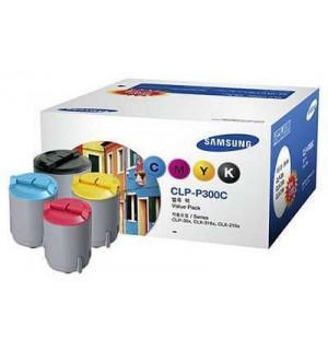 CLP-P300C Набор картриджей Samsung к цветным принтерам CLP-300/ 300N/ CLX- 2160/ CLX-3160N/ 3160NF3