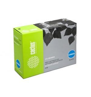 Q6460A совместимый Картридж Cactus CS-Q6460A для HP Color LaserJet 4730 Black (черный)