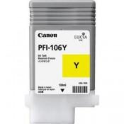 PFI-106Y (Yellow) [6624B001] Картридж с...