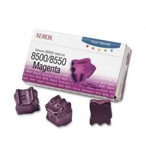 108R00670 Чернила для цветного Xerox Phaser 8500/ 8550 Magenta (3 по 1000 стр.)