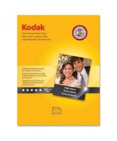 Kodak Фотобумага Ultima Photo Paper Атласная глянцевая, А4, сохраняются более 100 лет, белизна 92%, 270 г./ м2, (40 л.)