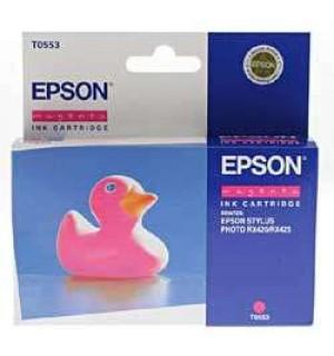 T0553 / T055340 OEM Картридж для Epson Stylus Photo R240; RX400/ 420/ 425/ 520/ 540  M (290 стр.)