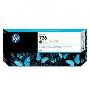 CH575A HP 726 Картридж Матовый черный для HP Designjet T795/ T1200/ T1300/ T2300, 300мл.