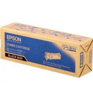 S050630 Тонер-картридж для Epson AL-C2900/CX29 -Black (3,000 стр.)