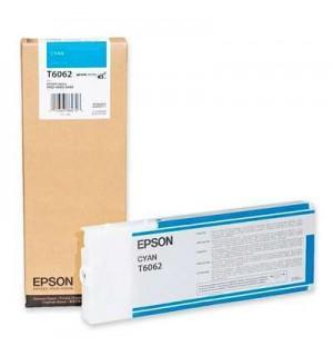 T6062 / T606200 Картридж для Epson Stylus Pro 4800/ 4880, Cyan (220мл.) (C13T606200)