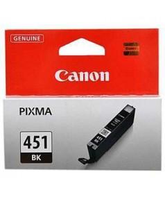 CLI-451BK [6523B001] Картридж черный для PIXMA MG5440/MG5540/MG6340/MG6440/MG7140, iP7240, iP8740, MX924 . 1100 страниц.