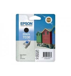 T036140 совместимый картридж  для Epson Stylus Color C42, S42/ SX42 Black