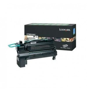 C792X1KG Лазерный картридж Lexmark C792 Black Extra High Yield Return Program