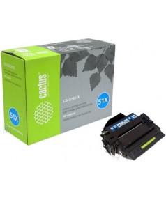 Q7551X совместимый Картридж Cactus CS-Q7551XS для HP mpf P3005/ M3027/ M3035 (13000 стр.)