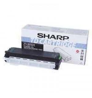 ZT-20TD1 Тонер-картридж для Sharp Z-20/ 21/ 25/ 26/ 27/ 28 (2000 стр.)
