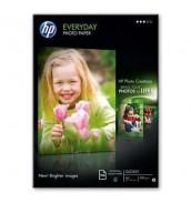 Q2510A Фотобумага HP Глянцевая Everyday Photo Paper, для повседневного использования, А4, 200 г/ м2 (100л.)