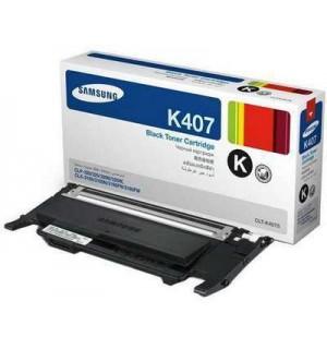 CLT-K407S Тонер-картридж Samsung для CLP-320/320N/325 / CLX-3185/3185N/3185FN Black (1500 стр.)