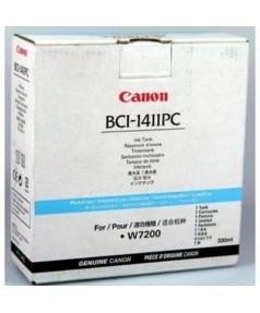 BCI-1411PC [7578A001] Чернильница CANON  для W7200/8200/8400D (330 ml) Photo Cyan