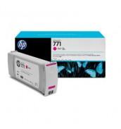 B6Y09A/ CE039A HP 771 Картридж пурпурный для плоттера HP DesignJet Z6200, Z6600, Z6800 (775 ml) Magenta