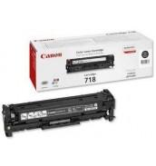 Canon Cartridge 718BK [2662B002] Картридж для Canon i-SENSYS MF8330/ MF8340/ MF8350/ MF8360/ MF8380/ MF8540/ MF8550/ MF8580/ MF724/ MF728/ MF729/ LBP 7200/7210/ 7660/ 7680 Black (3400с.)