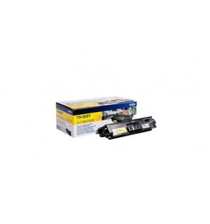 TN-900Y Тонер картридж Brother желтый для HL-L9200CDWT/ MFC-L9550CDWT (6000 стр.)
