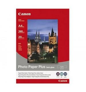 SG-201 Полуматовая фотобумага Photo Paper Plus Semi-gloss, формат А3, 260г/м2, 20листов 1686B026