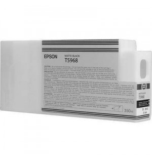 T5968 / T596800 Картридж для Epson Stylus Pro  SP 7890/ 7900 / 9900/ 9890 Matte Black  ( 350 ml )