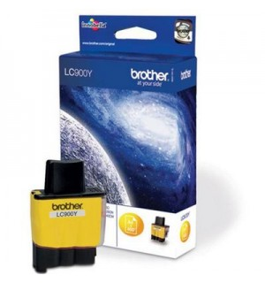 LC-900Y Картридж для Brother DCP-110/ 115/ 120/ MFC-210/ 215/ 425CN; FAX-1840, (450 стр.) Yellow