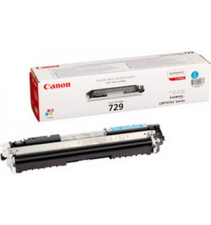 Canon Cartridge 729C [4369B002] Картридж синий для Canon i-SENSYS LBP7010C и LBP7018C (1000с.)