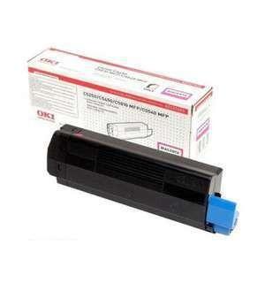 42127493 (42127455) OKI Тонер-картридж пурпурный для C5250/5450/5510MFP/5540MFP, 5000 копий