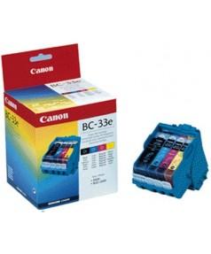 BC-33e [4611A002] Картридж для BJC 3000 / S400 (color) голова с чернильницами BCI-3eBK, BCI-3eС, BCI-3eM, BCI-3eY