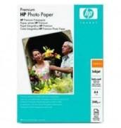 Q5434A HP Satin-Matt Premium Photo Paper, матовая атласная бумага, A4, 240 г./ м2, (50л)