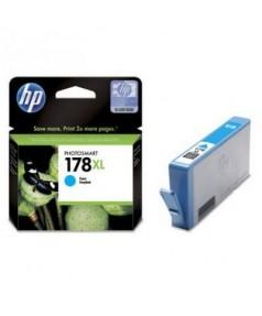 УЦЕНЕННЫЙ голубой картридж HP CB323HE HP 178XL для HP Photosmart