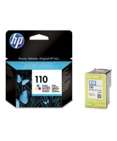 Уцененный трехцветный картридж HP CB304AE №110 для HP PhotoSmart
