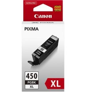PGI-450XL PGBK [6434B001] Картридж черный пигмент для Canon PIXMA IP7240, IP8740, MG5440, MG5540, MG6340, MG6440, MG7140, MX924. 620 страниц.
