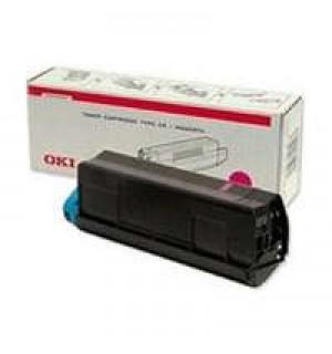 42127489/42127406 Тонер-картридж пурпурный для OKI C5100 / C5200 / C5300 / C5400 (5000 стр)