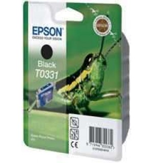 T0331 / T033140 Картридж для Epson Stylus Photo 950 Black (570 стр.)