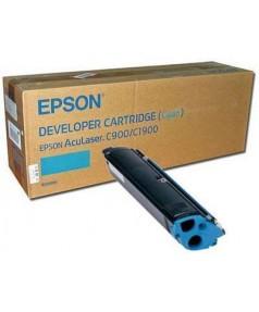 S050099 Тонер-картридж Epson AcuLaser C1900/ C900 Cyan (4500стр.)