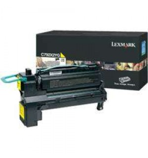 C792X1YG Лазерный картридж Lexmark C792 Yellow Extra High Yield Return Program
