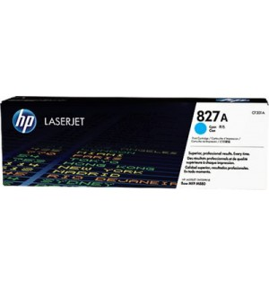CF301A / CF301AC HP 827A Kартридж голубой для color LaserJet Enterprise M880 (32000стр.)