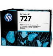 C1Q12A HP 727 Картридж с черными матовыми чернилами для принтеров HP Designjet T1500 / T2500/ T920 серии ePrinter, 300 мл