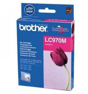 LC-970M  Картридж для Brother DCP-135C/150C/970C/ MFC-235C/ 260C (350 стр.) Magenta