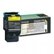 C544X1YG Картридж для Lexmark C540, C543...