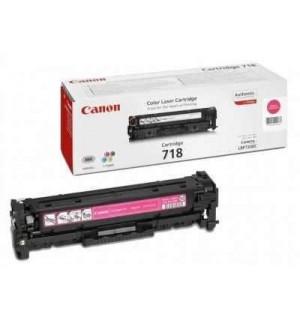 Canon Cartridge 718M [2660B002] Картридж для Canon LBP7200, MF8330/ 8350, DR-7550C/  9050 Magenta (2900с.)