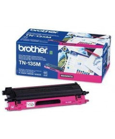 TN-135M Пурпурный тонер-картридж Brother для  HL-4040/ 4050/ 4070/ DCP-9040/ 9045/ MFC-9440/ 9840 (4000 стр.)